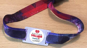 iHeartRadio Daytime Village - What You Need To Know About Your Daytime Village Wristband
