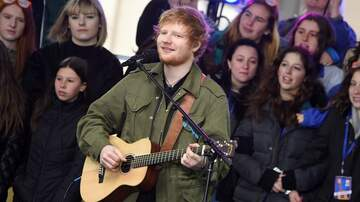 Z100 News - This Ed Sheeran and B*Witched Mash Up is Everything