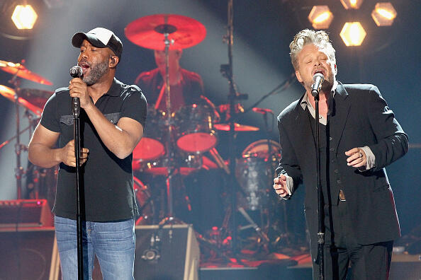 CMT Crossroads: John Mellencamp And Darius Rucker