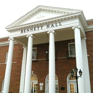 OU-Chillicothe Bennett Hall