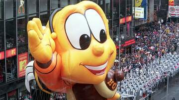 Scott Stevens - The Lineup For The Macy's Thanksgiving Day Parade Announced