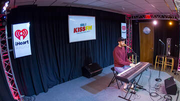 106.1 KISS FM VIP Lounge (218) - PHOTOS: Wrabel at the 106.1 KISS FM VIP Lounge