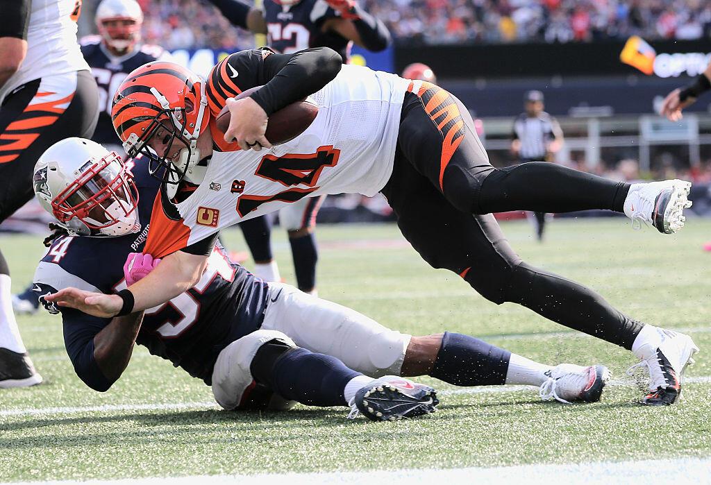 Cincinnati Bengals v New England Patriots