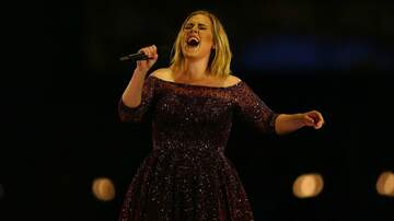 Headlines - Adele Readying 'Upbeat' Breakup Single About Soon-To-Be-Ex-Husband