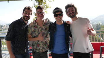 Kevin Manno - AJR Talks Street Performances & Meeting Sia on the MyFM Balcony (WATCH)