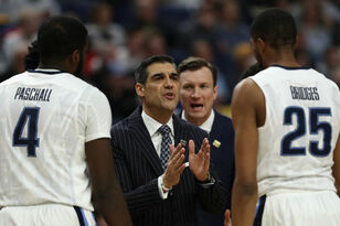 "UW MBB: Villanova's Jay Wright: Wisconsin ""the greatest 8-seed I've ever seen"""