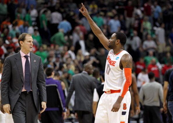 NCAA Basketball Tournament - Kansas State v Syracuse