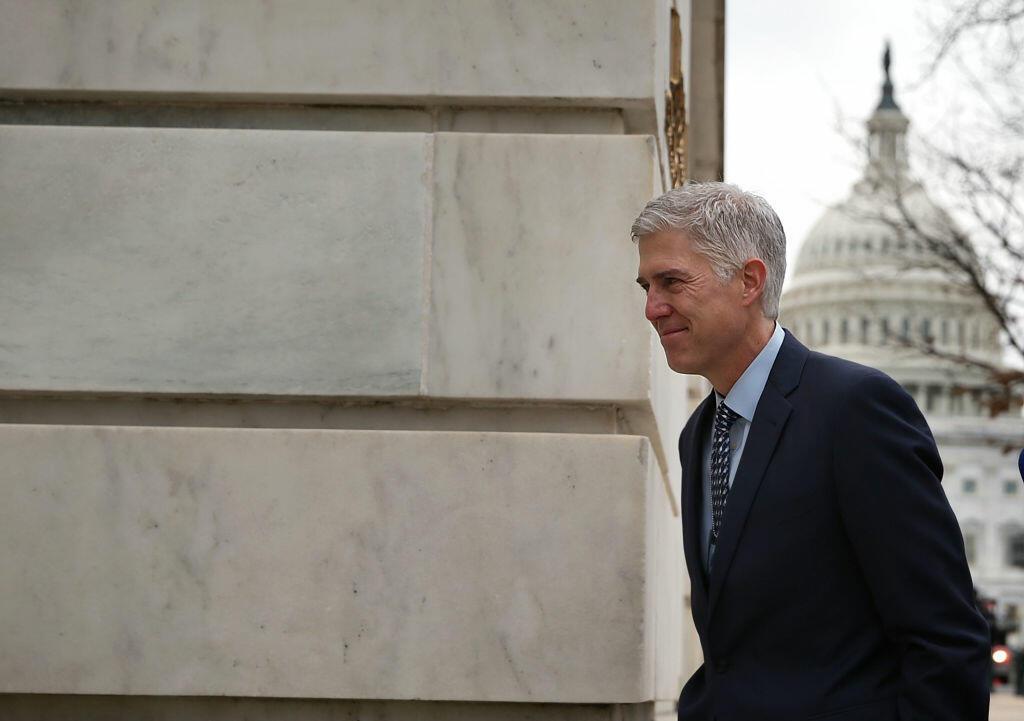 Trump's Supreme Court Nominee Neil Gorsuch