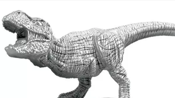 Charity McCurdy - T-Rex Was Really a Lovable, Misunderstood Reptile