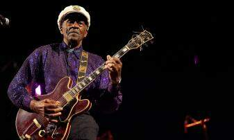 image for Chuck Berry's Final Album To Be Released!