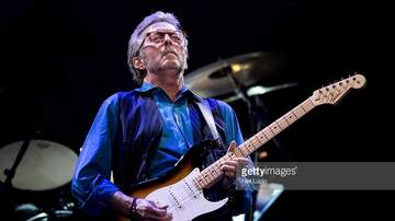 image for Eric's Back, Clapton Kicks Off New Tour