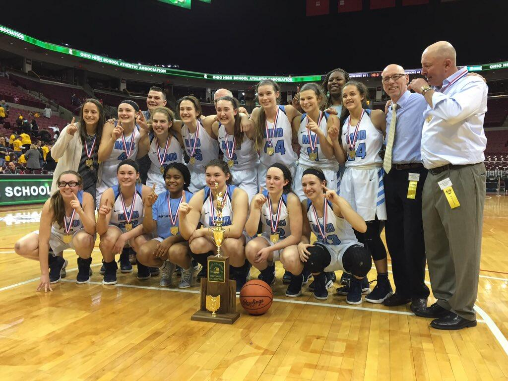 MND Cougars: State Champs!