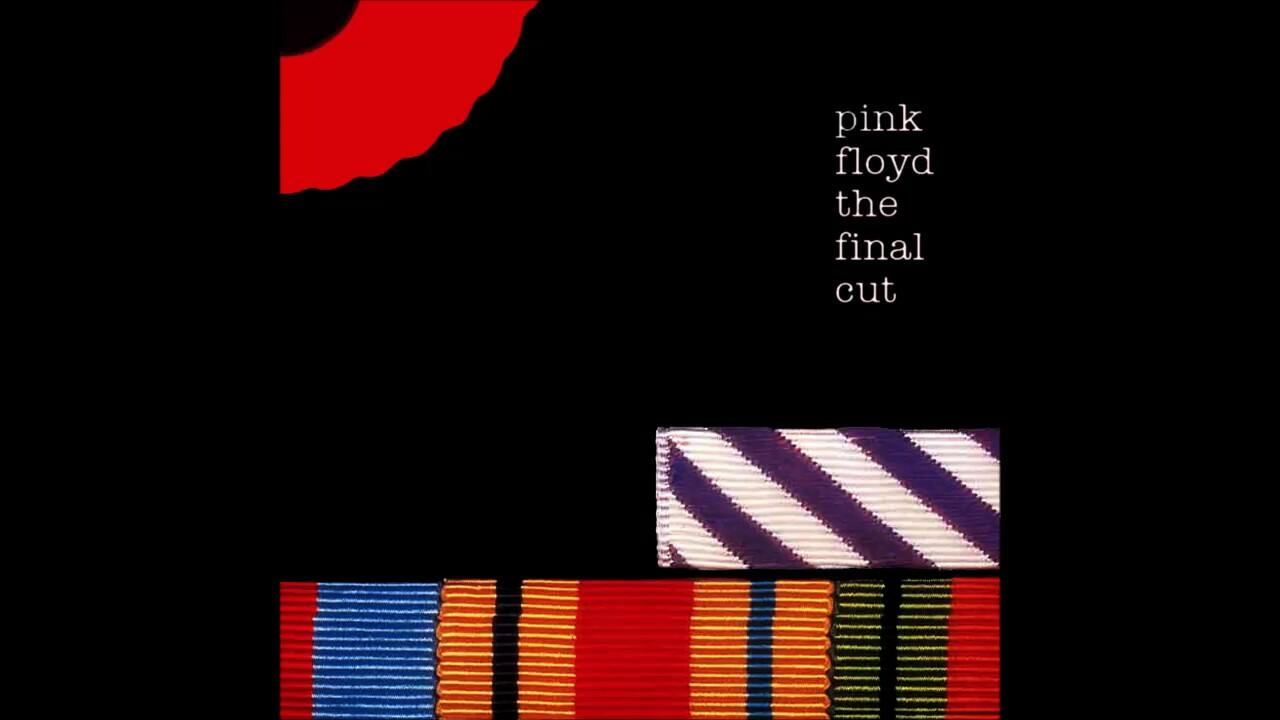 Image result for Pink Floyd The Final Cut