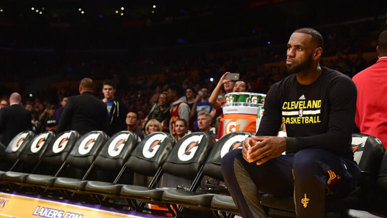 An Early Playoff Out For LeBron James?