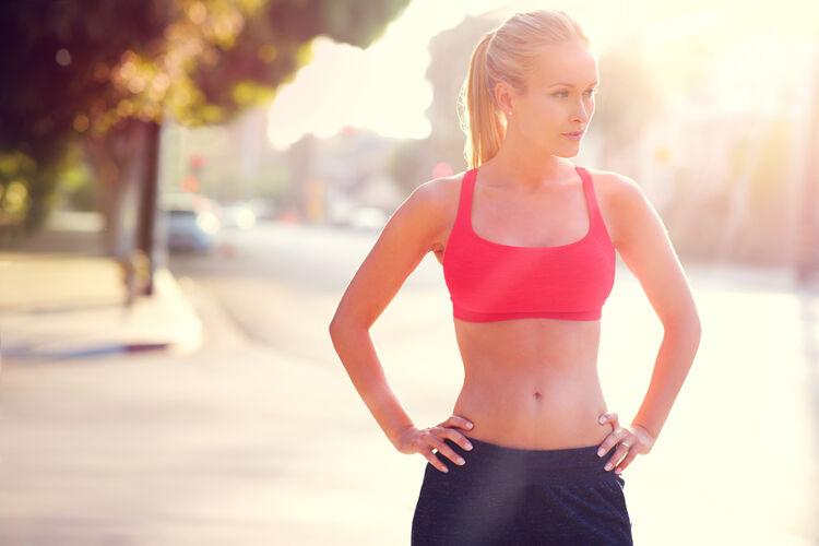 Focused on fitness