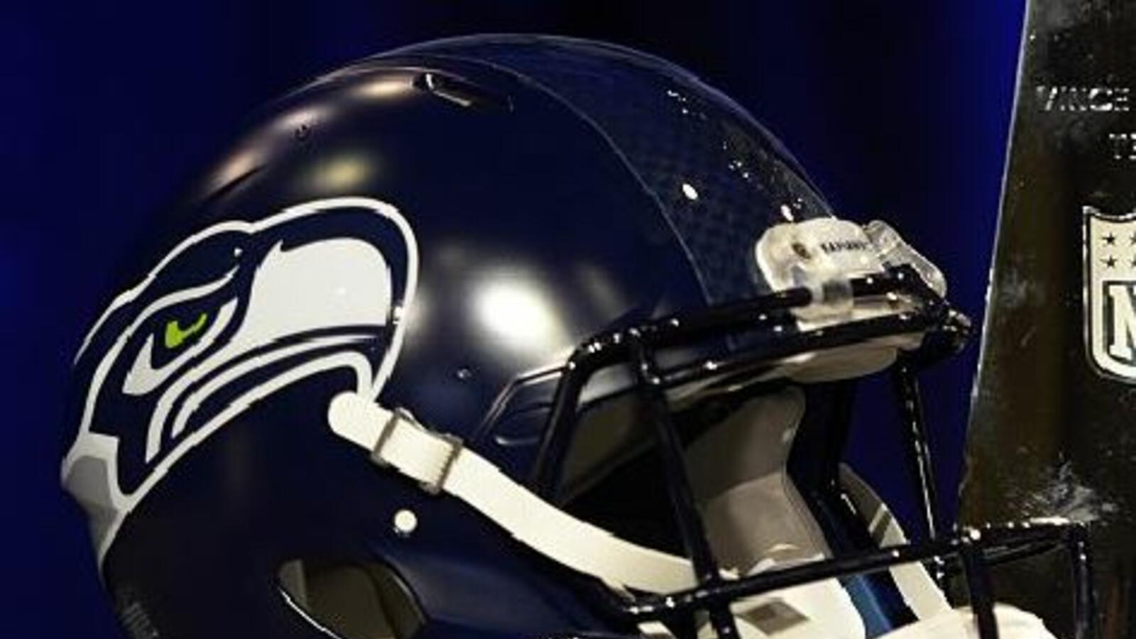 Seahawks New Alternate Logo