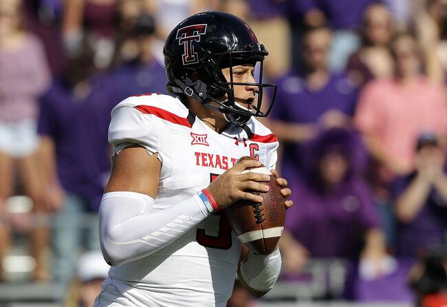 Texas Tech v TCU
