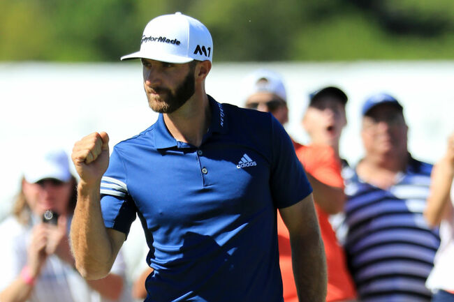 World Golf Championships-Dell Match Play - Round Five