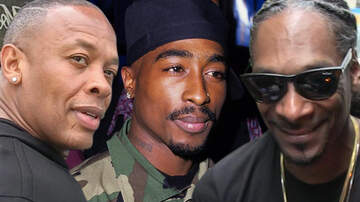 Shaileen - Snoop Dogg & Dr. Dre to Induct 2Pac into Rock Hall
