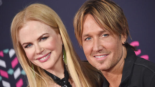 NASHVILLE, TN - JUNE 08:  Actress Nicole Kidman and singer Keith Urban attends the 2016 CMT Music awards at the Bridgestone Arena on June 8, 2016 in Nashville, Tennessee.  (Photo by Mike Coppola/Getty Images for CMT)