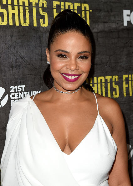News image for Sanaa Lathan Shaves Her Head Bald! | Ashley Nics | 103.5 KISS FM in Entertainment