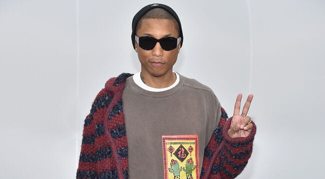 Why Pharrell's Song 'Happy' Made Him Happier than Anyone