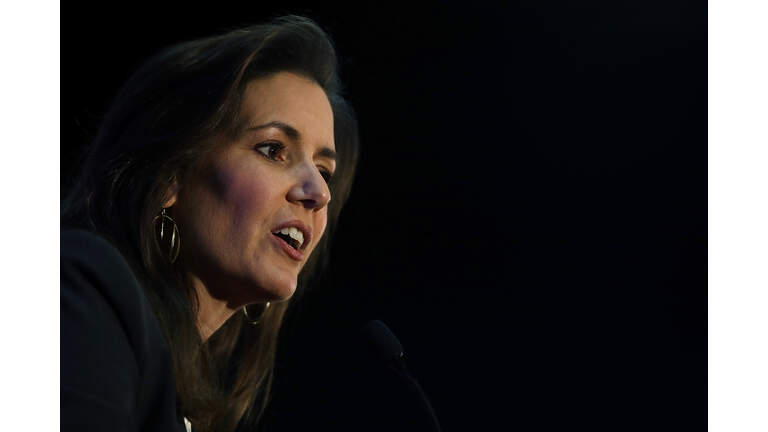 Oakland Mayor Libby Schaaf Speaks At The Cannabis Business Summit And Expo