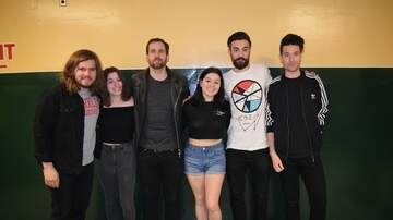 Concert Photos - Meet and greet with Bastille 3.28