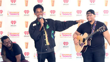 Dunkin' Donuts Iced Coffee Lounge - Adrian Daniel Performs Wildfire Live in the DDICL