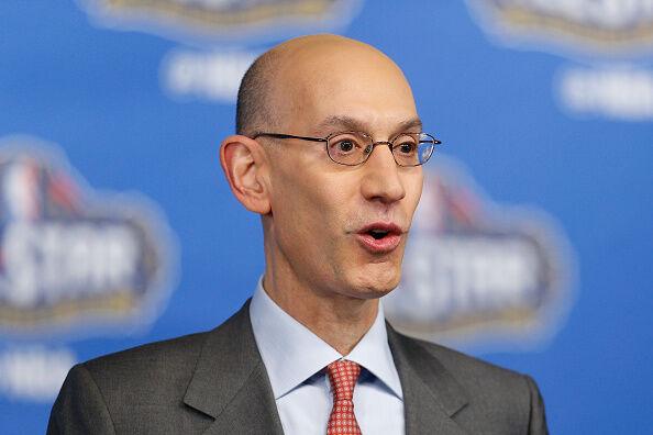 NBA All-Star Game 2017 - Commissioner Adam Silver Press Conference