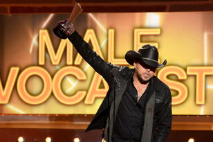 25 Years of Male Vocalist of the Year at the 'ACM Awards'
