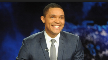Matt Appleby - Daily Show Host Trevor Noah At The Oscars. He's More Like Us Than You Know!