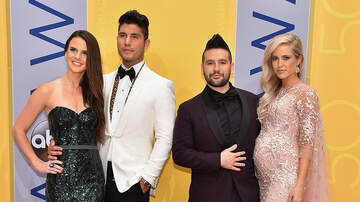 Entertainment News - Shay Mooney of Dan + Shay Shares Baby with World!