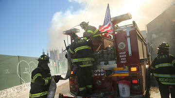 Local News - Funeral For Fallen FDNY Firefighter