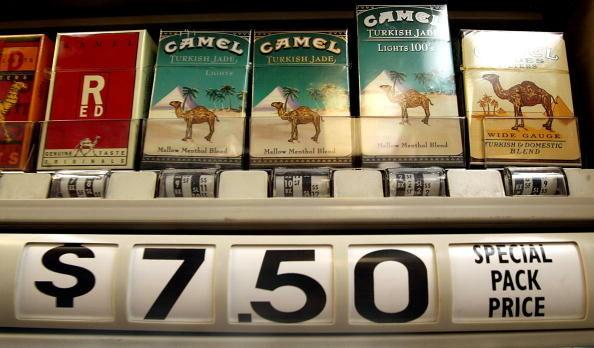 New York Cigarette Tax Hike