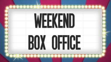 Harold Mann - Weekend At The Box Office