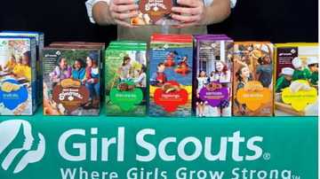 image for Girl Scout Troops Say They Received Fake Cash While Selling Cookies