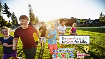 Annual Cares for Kids Radiothon - Lia Cares For Kids with Radiothon
