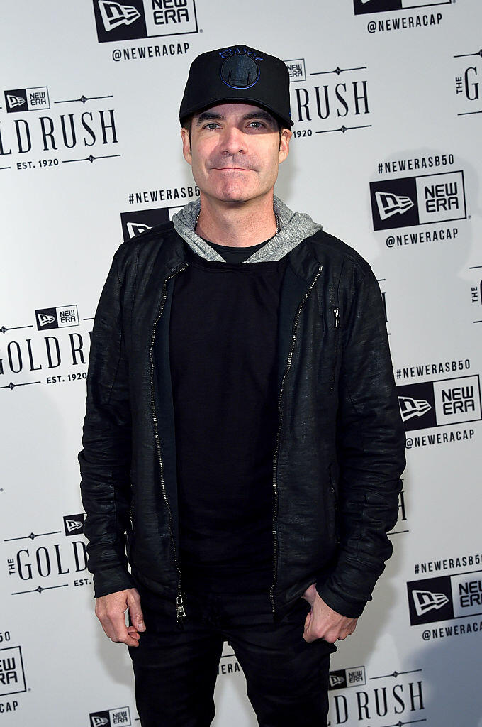 SAN FRANCISCO, CA - FEBRUARY 06:  Singer Pat Monahan of Train of Train attends the New Era Super Bowl party at The Battery on February 6, 2016 in San Francisco, California.  (Photo by Ethan Miller/Getty Images for New Era)