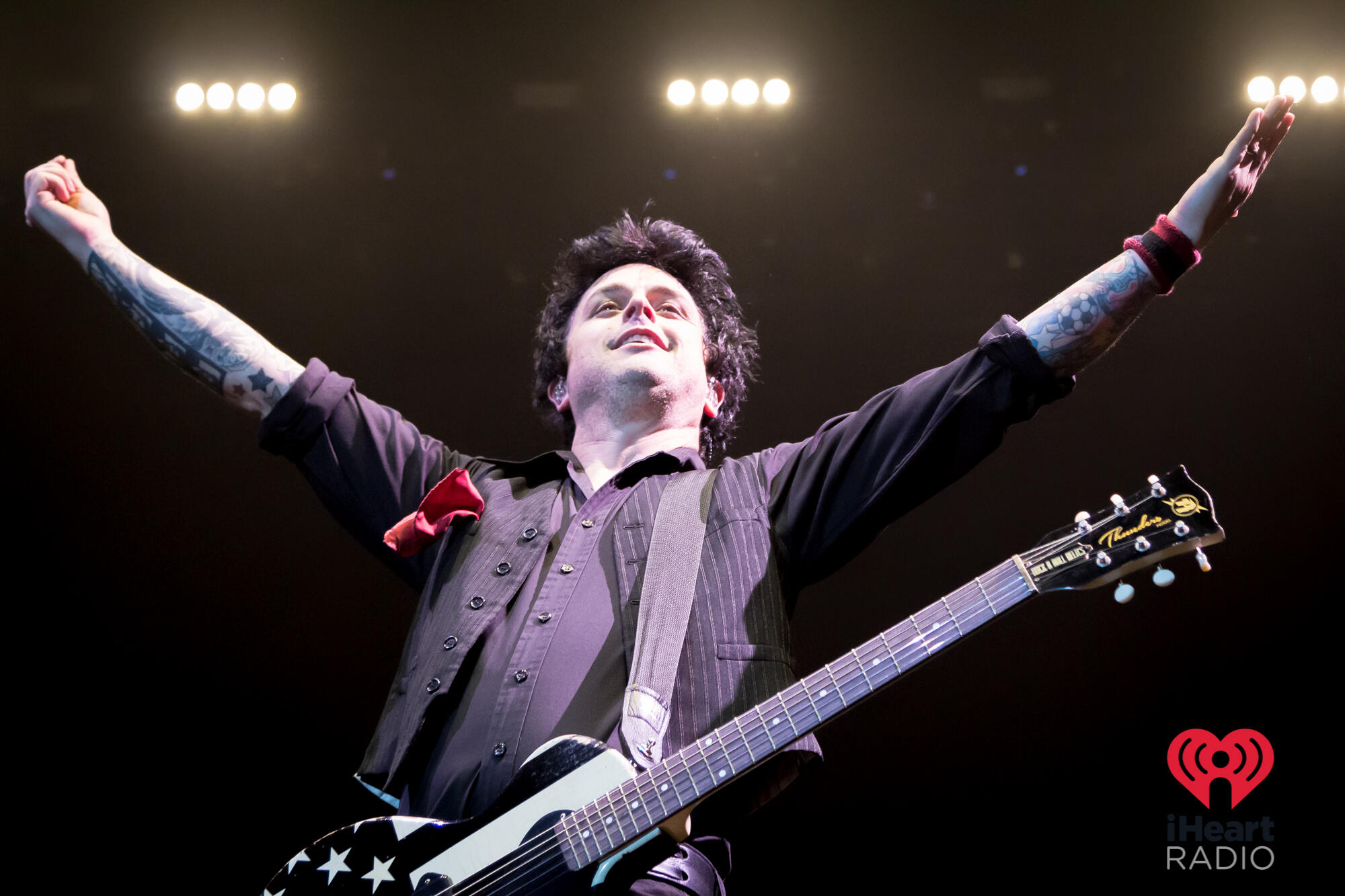 Green Day at Wells Fargo Arena in Des Moines on April 3rd, 2017