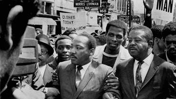 CRob - 10 Facts You Didn't Know About Martin Luther King Jr.