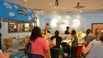 Photos - FREE Cone Day @ Ben & Jerry's! 4/4/17