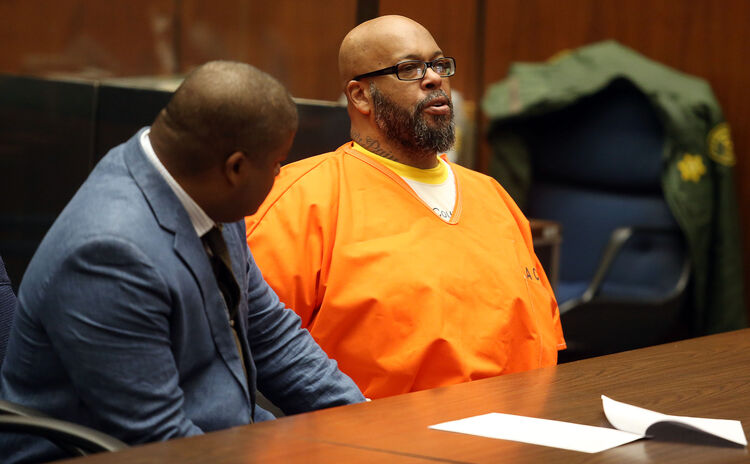 "Marion ""Suge"" Knight Pretrial Hearing"