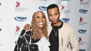 - WDAS 3rd Annual Women of Excellence Luncheon 4.1.2017 - Performers Backstage