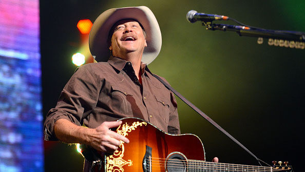 Alan Jackson Performs At Nokia Theatre L.A. Live