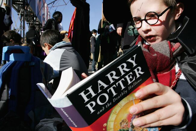 Publication Of The Final Installment Of Harry Potter Series