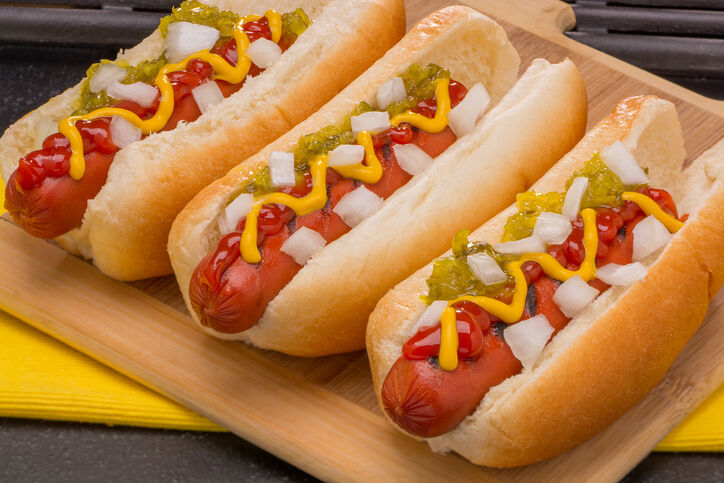 Hot Dogs Ready to Eat