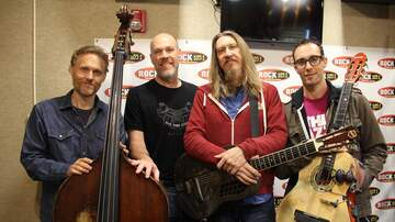 Photos - The Wood Brothers perform at Rock 105.1