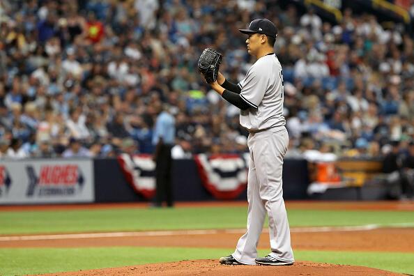 New York Yankees 2017 | 107 3 The Bull