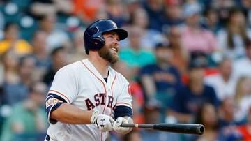 Matt Thomas - Former Astros Catcher Brian McCann Returning to the Braves